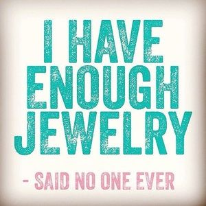 Jewelry - Bling makes the world go round.......